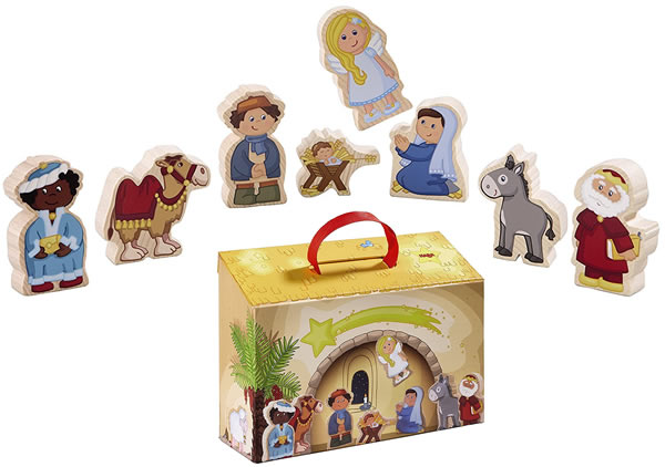 HABA My First Nativity Play Scene