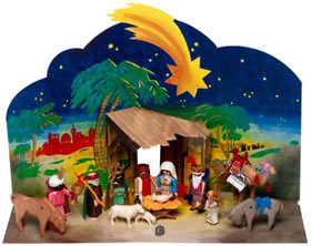 Playmobil Nativity Set 5719