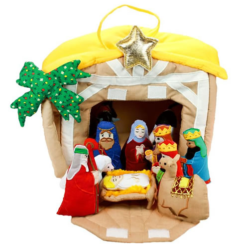 Softoys Nativity House